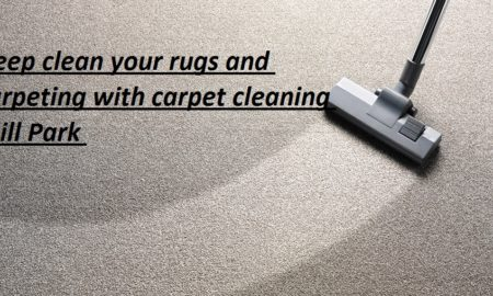 Carpet cleaning in Mill Park