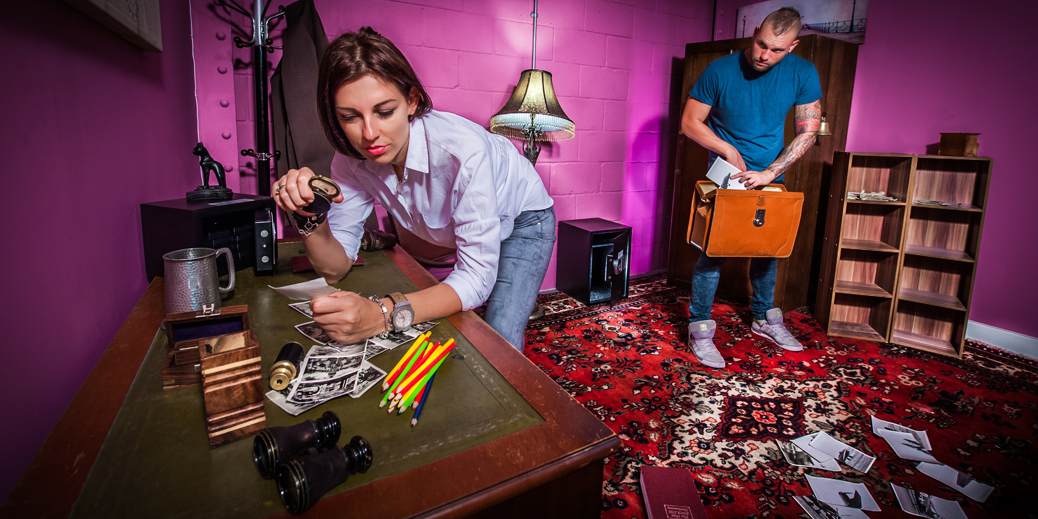 escape room Melbourne