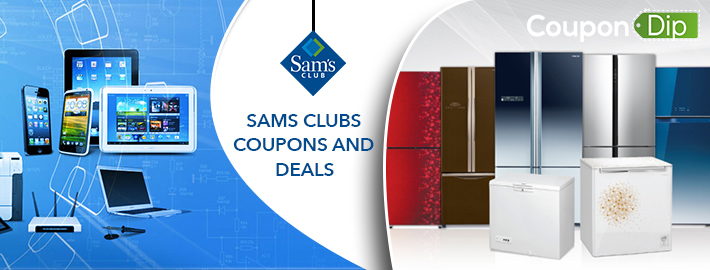 sams clubs coupons and deals