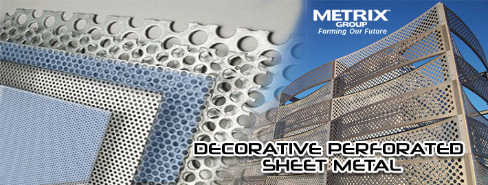 Decorative Perforated Sheet Metal