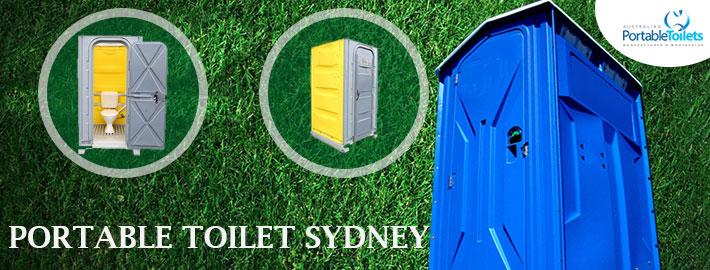 Portable Toilet Sydney