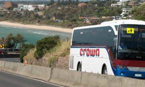 bus hire melbourne