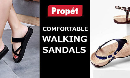 Comfortable Walking Sandals