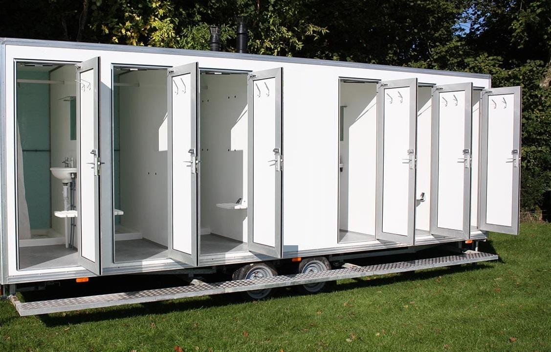 portable toilets brisbane
