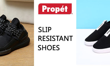 Slip Resistant Shoes