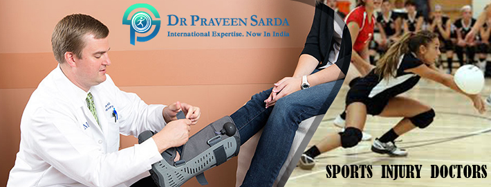 Sports injury doctors in Ahmedabad
