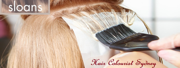 Hair Colourist Sydney