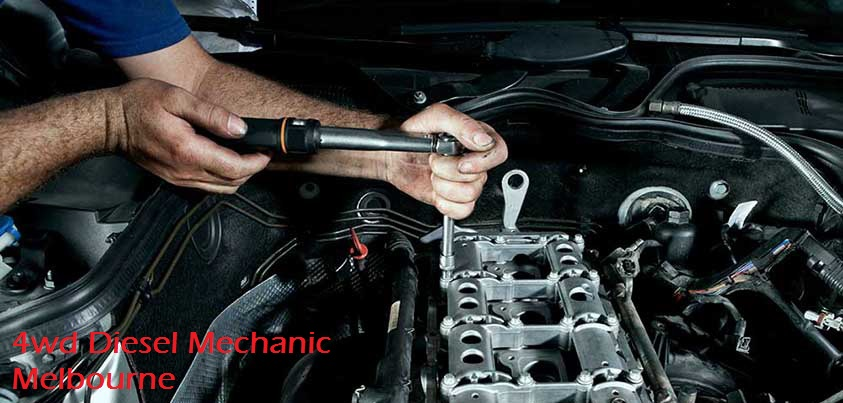 4wd Diesel Mechanic Melbourne