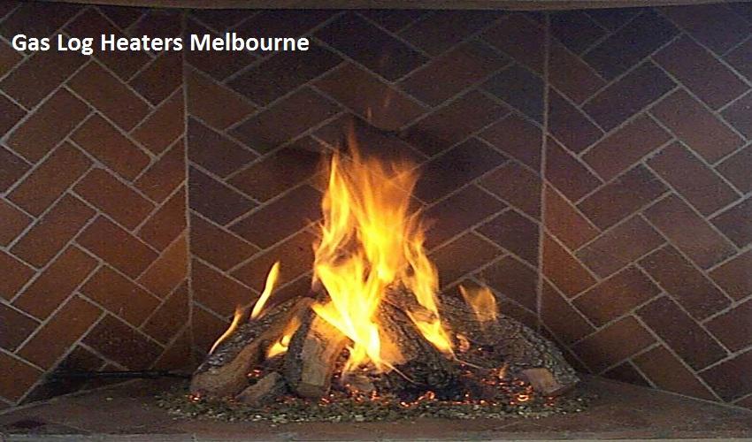 Gas Log Fireplace Melbourne