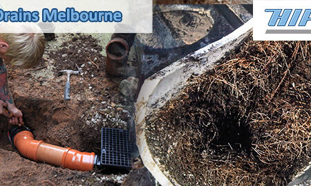 blocked drains melbourne