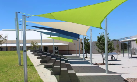 Commercial Shade Cloth